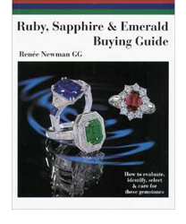 Ruby, Sapphire & Emerald Buying Guide: How to Evaluate, Identify, Select & Care for These Gemstones