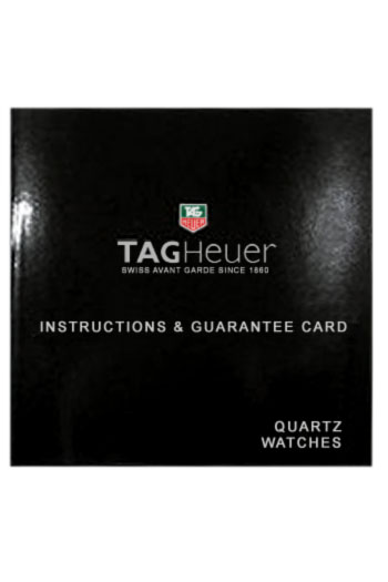 Tag Heuer Papers