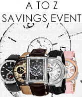 A TO Z SAVINGS EVENT