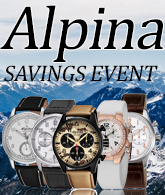 Alpina Savings Event