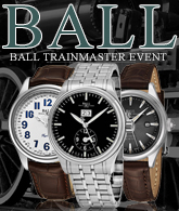 BALL TRAINMASTER EVENT