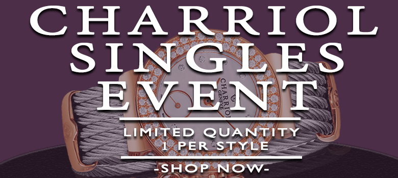 Charriol Singles Event