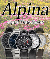 Equal Time Alpina Event