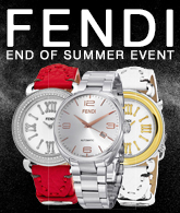 Fendi End Of Summer Event