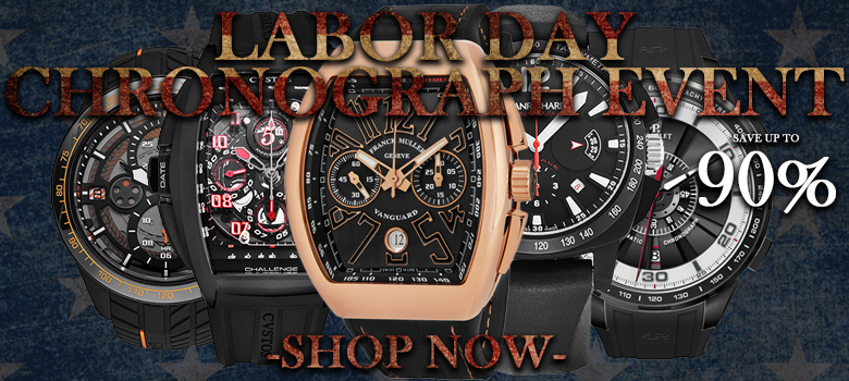 Luxury Watches at Discount Pricing: Tag Heuer, Baume