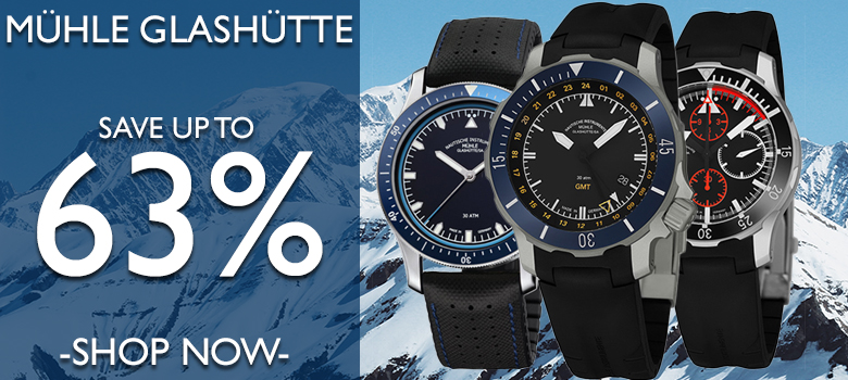Muhle Glashutte Timepieces