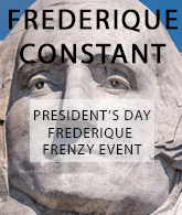 PRESIDENTS DAY FREDERIQUE FRENZY EVENT