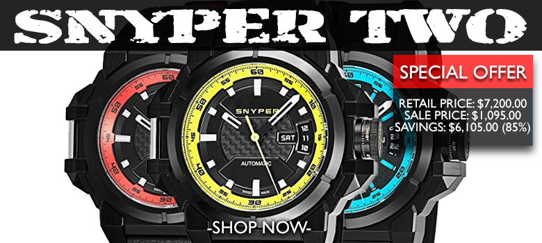 Snyper Two Special Offer