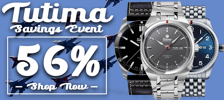 Tutima Sales Event