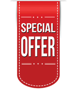Special Offers Sale!
