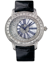 Audemars Piguet Millenary Unisex Watch Model: 15327BC.ZZ.D022CR.01