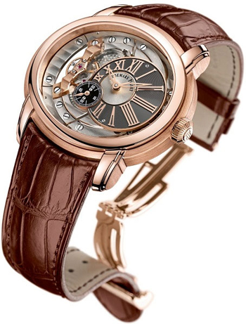 Audemars Piguet Millenary Men's Watch Model 15350OR.OO.D093CR.01 Thumbnail 2