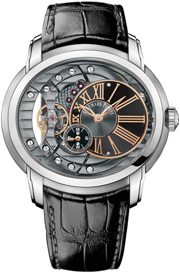 Audemars Piguet Millenary Men's Watch Model 15350ST.OO.D002CR.01