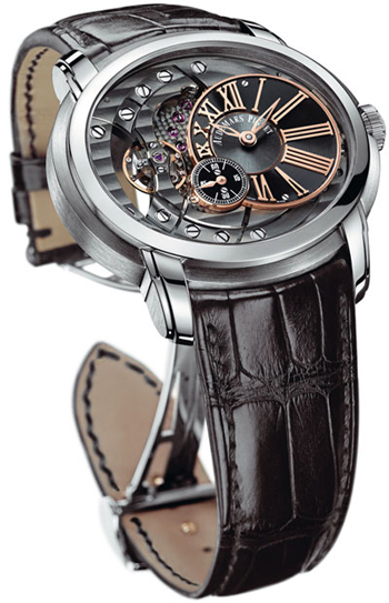 Audemars Piguet Millenary Men's Watch Model 15350ST.OO.D002CR.01 Thumbnail 2