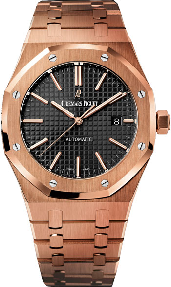 Audemars Piguet Royal Oak Men's Watch Model 15400OR.OO.1220OR.01