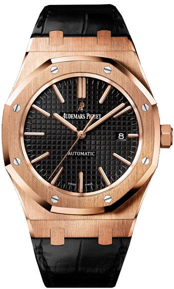 Audemars Piguet Royal Oak Men's Watch Model 15400OR.OO.D002CR.01