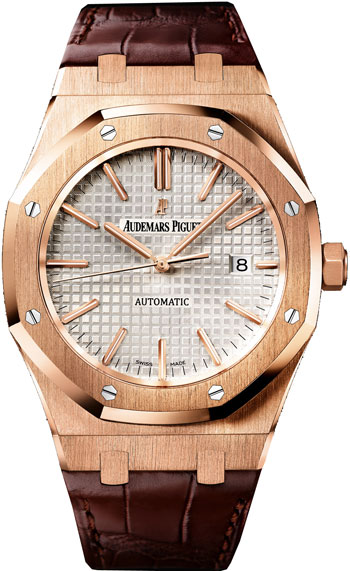 Audemars Piguet Royal Oak Men's Watch Model 15400OR.OO.D088CR.01