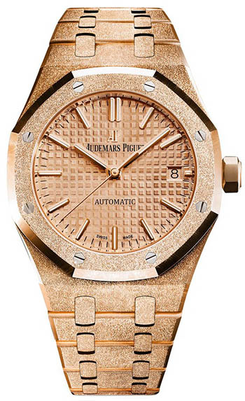 Audemars Piguet Royal Oak Men's Watch Model 15454OR.GG.1259OR.03