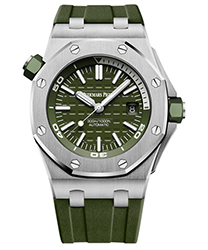 Audemars Piguet Royal Oak Offshore Men's Watch Model 15710ST.OO.A052CA.01