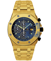 Audemars Piguet Royal Oak Offshore Men's Watch Model 25721BA.OO.1000BA.02