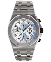 Audemars Piguet Royal Oak Offshore Men's Watch Model 25854TI.OO.1150TI.01