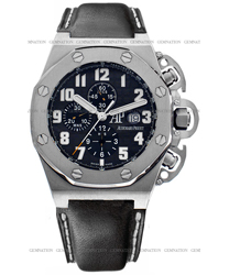 Audemars Piguet Royal Oak Offshore Men's Watch Model 25863TI.OO.A001CU.01