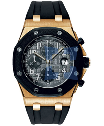 Audemars Piguet Royal Oak Offshore Mens Wristwatch Model: 25940OK.OO.D002CA.01