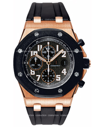 Audemars Piguet Royal Oak Offshore Mens Wristwatch Model: 25940OK.OO.D002CA.02