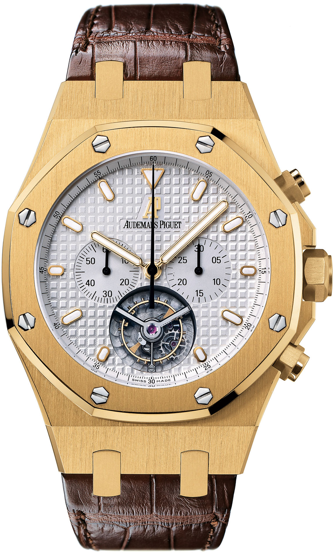 Audemars Piguet Royal Oak Chrono Tourbillon Men S Watch Model 25977ba Oo D088cr 01