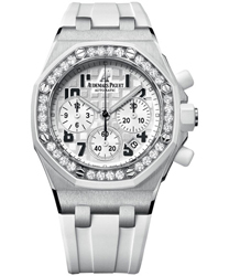 Audemars Piguet Royal Oak Offshore Ladies Watch Model 26048SK.ZZ.D010CA.01
