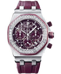 Audemars Piguet Royal Oak Offshore Ladies Watch Model 26048SK.ZZ.D066CA.01