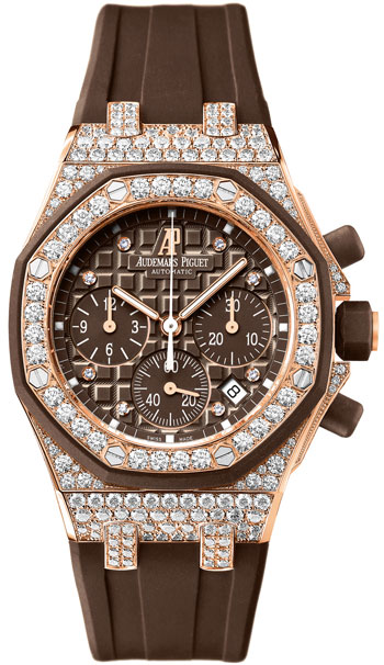 Audemars Piguet Royal Oak Offshore Ladies Watch Model 26092OK.ZZ.D080CA.01