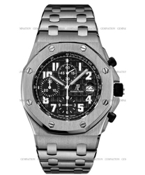 Audemars Piguet Royal Oak Offshore Mens Wristwatch Model: 26170ST.OO.1000ST.08