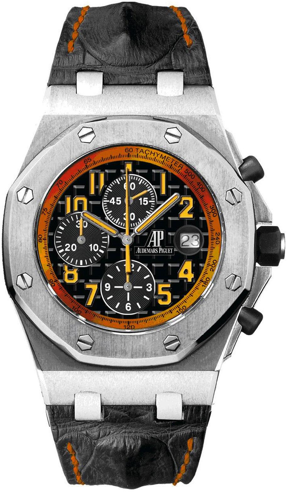 Audemars piguet royal oak offshore volcano men 39 s watch for Audemars piguet costo