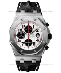 Audemars Piguet Royal Oak Offshore Mens Wristwatch Model: 26170ST.OO.D101CR.02