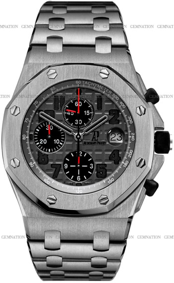 Audemars Piguet Royal Oak Offshore Men's Watch Model 26170TI.OO.1000TI.01