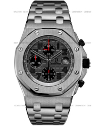 Audemars Piguet Royal Oak Offshore Mens Wristwatch Model: 26170TI.OO.1000TI.01