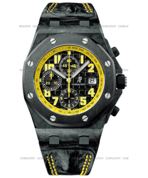 Audemars Piguet Royal Oak Offshore Men's Watch Model 26176FO.OO.D101CR.01