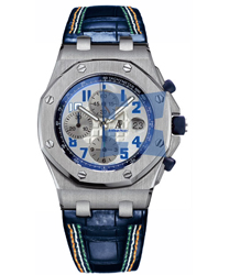 Audemars Piguet Royal Oak Offshore Mens Wristwatch Model: 26182ST.OO.D018CR.01