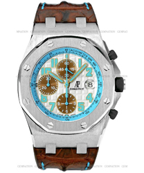 Audemars Piguet Royal Oak Offshore Mens Wristwatch Model: 26187ST.OO.D801CR.01