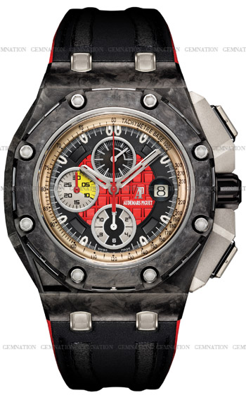 Audemars Piguet Royal Oak Offshore Men's Watch Model 26290IO.OO.A001VE.01