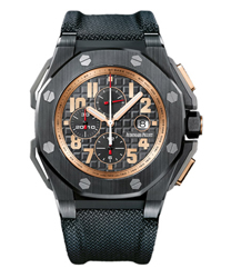 Audemars Piguet Royal Oak Offshore Men's Watch Model 26378IO.OO.A001KE.01