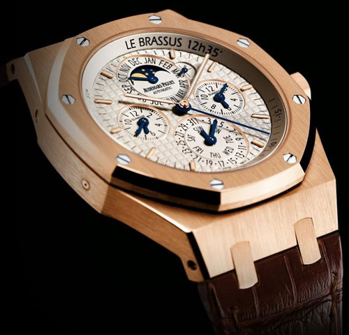 Audemars Piguet Royal Oak Men's Watch Model 26603OR.OO.D092CR.01 Thumbnail 2