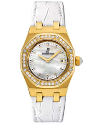 Audemars Piguet Royal Oak Ladies Watch Model 67601BA.ZZ.D012CR.03