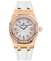Audemars Piguet Royal Oak Ladies Watch Model 67601OR.ZZ.D010CA.01