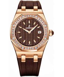 Audemars Piguet Royal Oak Ladies Watch Model 67601OR.ZZ.D080CA.01