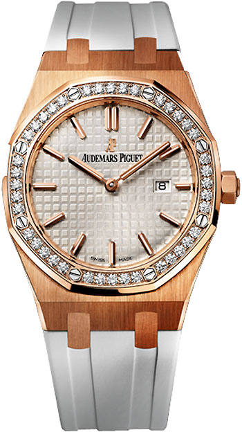 Audemars Piguet Royal Oak Ladies Watch Model 67651OR.ZZ.D010CA.01
