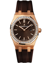 Audemars Piguet Royal Oak Ladies Watch Model 67651OR.ZZ.D080CA.01