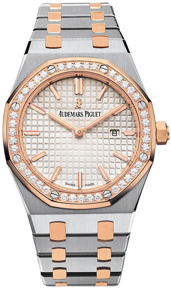Audemars Piguet Royal Oak Ladies Watch Model 67651SR.ZZ.1261SR.01