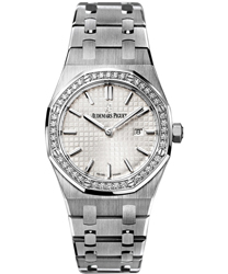 Audemars Piguet Royal Oak Ladies Watch Model 67651ST.ZZ.1261ST.01